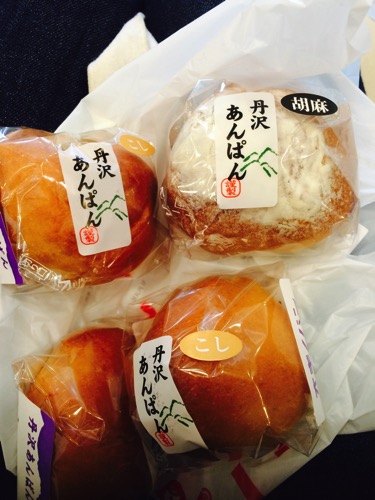 丹沢あんぱんや揚げパン。オギノパンが茅ヶ崎ラスカに!!