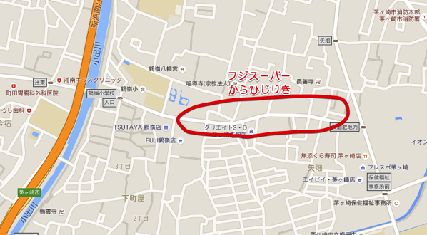 茅ヶ崎市 Google マップ 2016 05 01 22 00 13