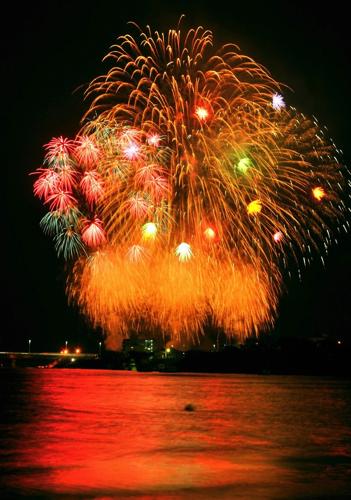 2018年湘南平塚花火大会は8月26日(日)に延期となりました。