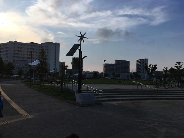 【藤沢】湘南テラスモールに子連れで来たら神台公園(シークロス公園)でのんびりしよう