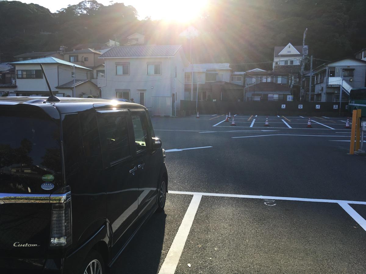 藤沢市観光協会江の島駐車場