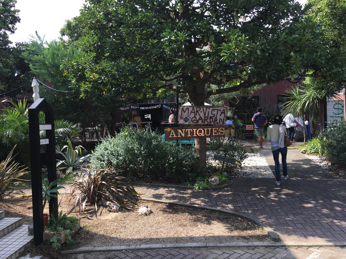 【茅ヶ崎】Mar-Vista Garden(マービスタガーデン)に行ってみた