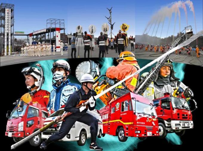 【藤沢】2019年の藤沢市出初式は1月6日(日)に開催予定!!
