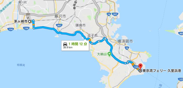 【保存版】東京湾フェリーの乗り方、注意点をまとめてみたよ(久里浜〜金谷)