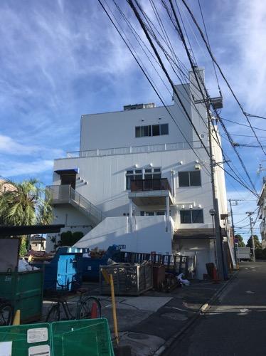 【茅ヶ崎】パルバル湘南スポーツクラブが工事をやっている。リニューアルオープンは2018年9月1日とのこと