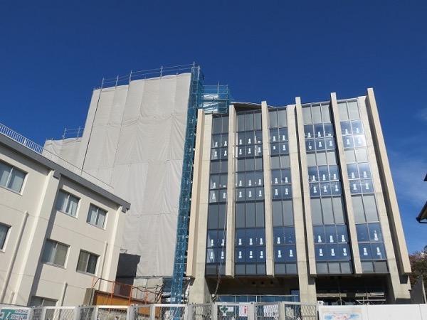 【藤沢】藤沢公民館・労働会館等複合施設のFプレイスができるみたい。2019年4月1日オープンとのこと。