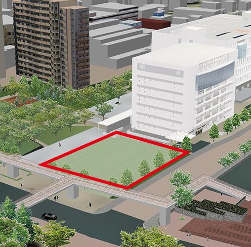 【茅ヶ崎】市役所仮設庁舎跡地は東横インが入るみたい。2021年11月オープン予定。