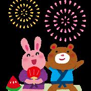 2019年10月の江ノ島花火大会は中止されるとの事。駅の改修工事で安全確保が万全に行えないため。