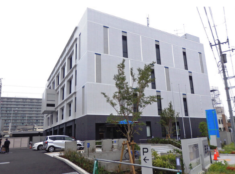 茅ヶ崎市警察署が2019年7月8日より新庁舎移転するみたい。イオン茅ヶ崎中央店を北に少し進んだあたり。