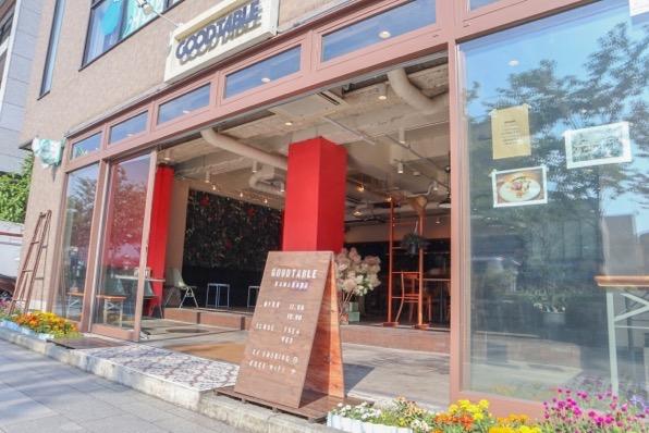 「GOOD TABLE 鎌倉」が2019年7月7日にオープンするみたい。鎌倉駅から徒歩6分の立地、鶴岡八幡宮の参道沿いです。