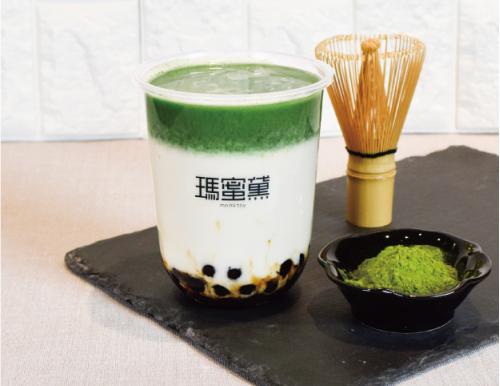 タピオカ専門店「瑪蜜黛(モミトイ)」が藤沢駅にオープンしている。