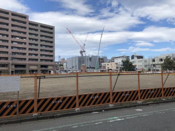 茅ヶ崎駅前のヤマダ電機の跡地は何が立つの?完成予定はいつ?