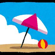 「サザンビーチちがさき海水浴場」2020年は開設しないらしい。新型コロナウィルス感染拡大防止のため。